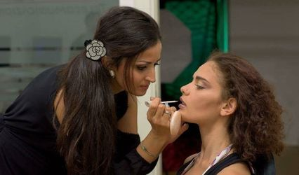 Venthama make-up artist