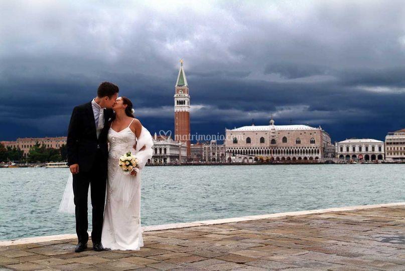 Nella città più romantica al mondo!