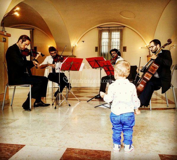 Matrimonio Porta Romana : Violin e pianoforte di stavrogin ensemble foto