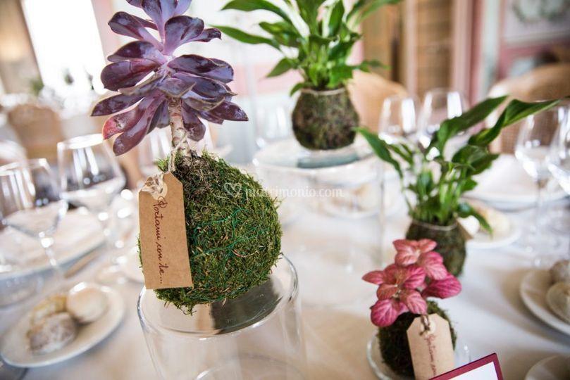 Partecipazioni Matrimonio Rustico : Bread and roses fiori e dintorni