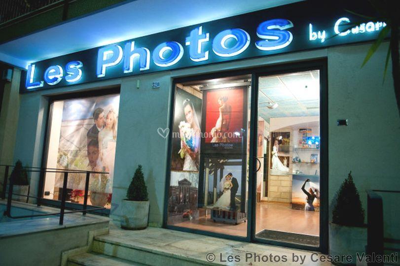 Lo studio fotografico