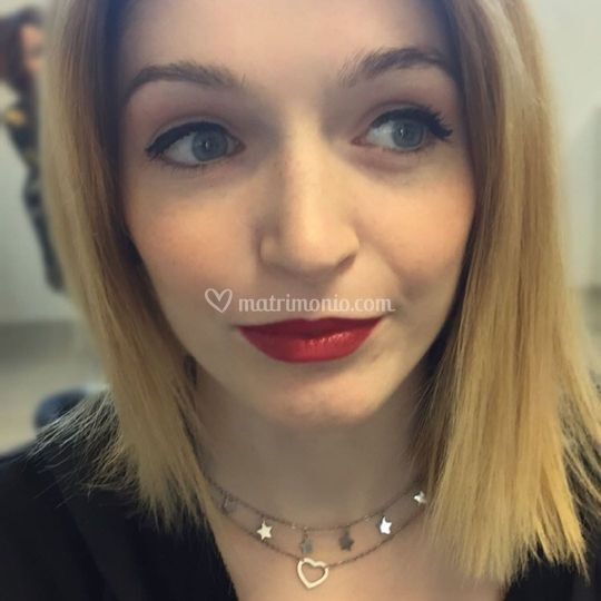 Make up sofisticato