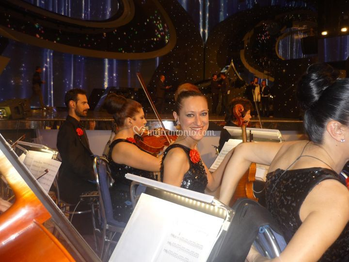 Orchestra festival di Sanremo