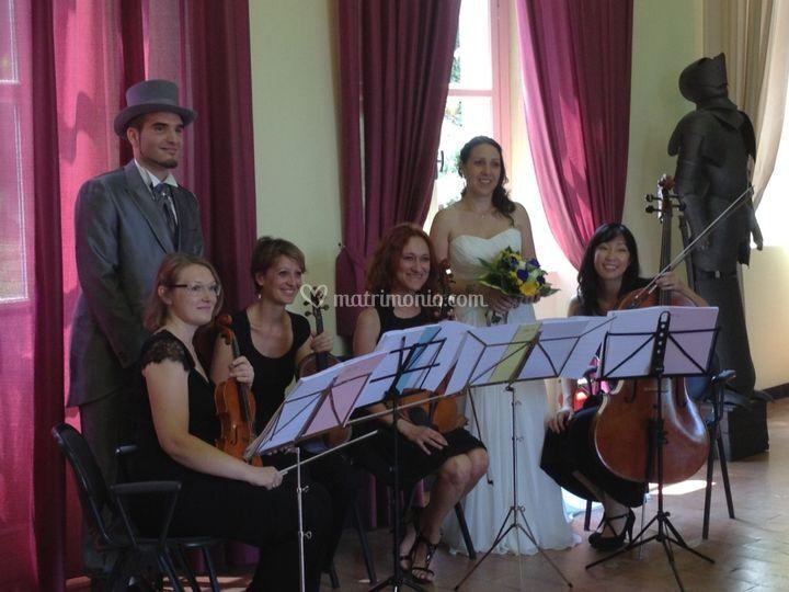 Quartetto d'Archi Estro Armonico