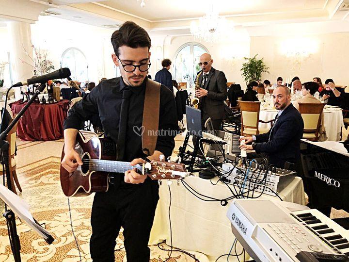 Trio instrument