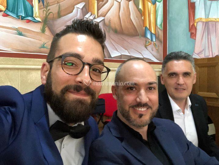 Trio liturgico