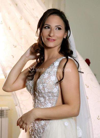 Trucco Sposa Rosy