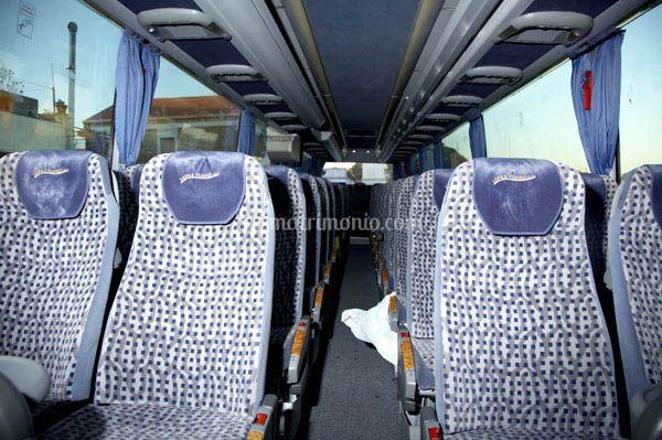 Lopez viaggi for Interno autobus