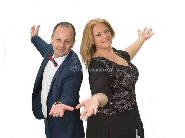 Amerino e Maria