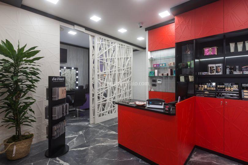 Iconic Scarlet Makeup Studio
