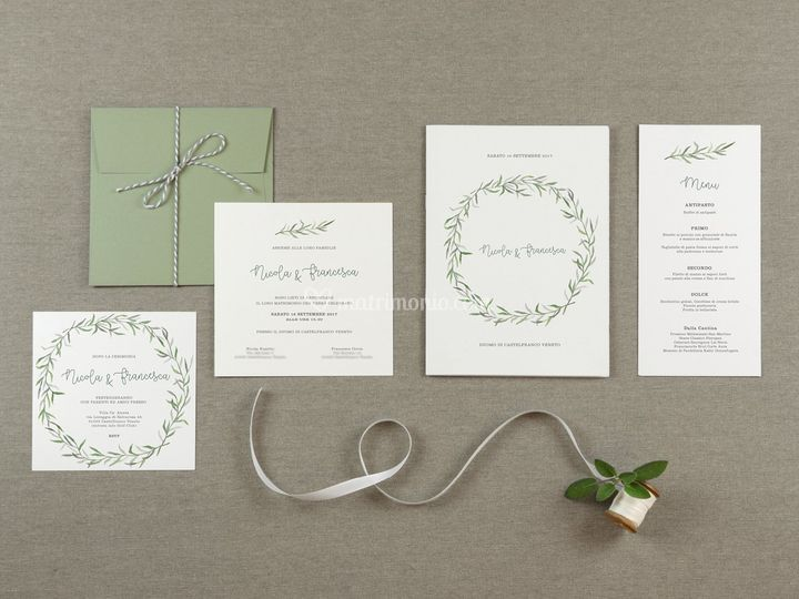 Wedding suite botanica