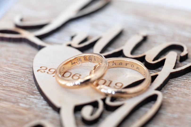 Dettaglio anelli