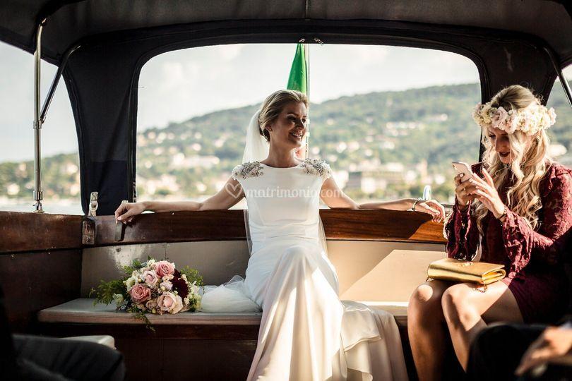 Trasporto sposi & invitati