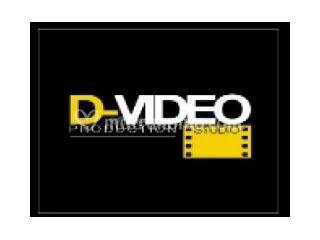 D-video Logo