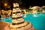 Torta bordo piscina di Sierra Silvana Ricevimenti
