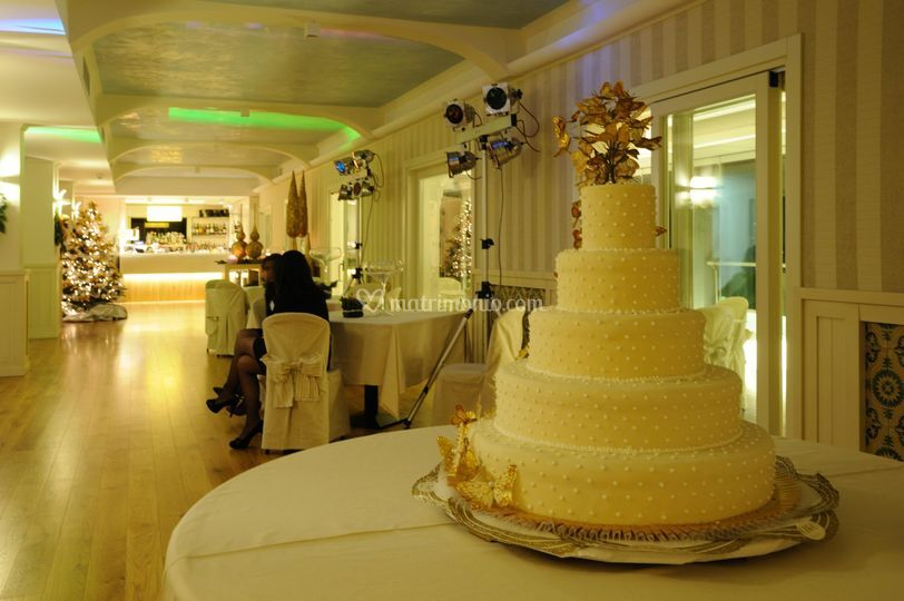 Sala blau torta