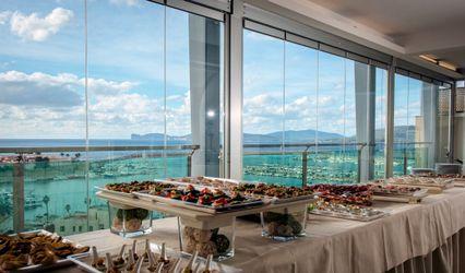 Hotel Catalunya - Blau Skybar & Events