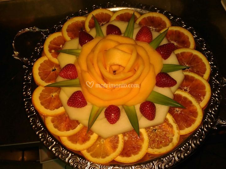 Frutta al buffet