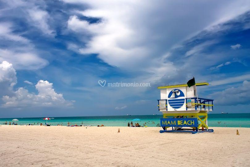 Miami Beach Stati Uniti
