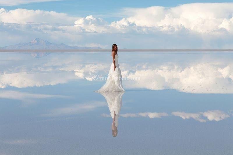 Salar de Uyuni -Bolivia
