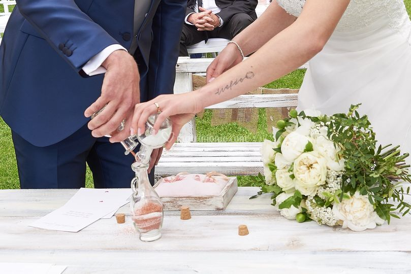 Matrimonio Simbolico Rito Della Sabbia : Celebrante cerimonia simbolica rossana trabattoni