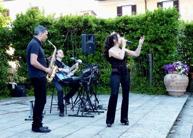Ondanotte trio con sax