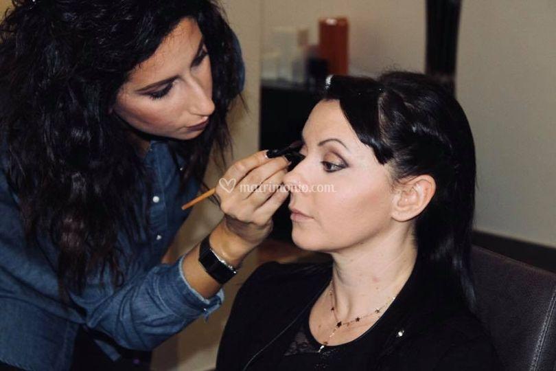 Francesca Sturaro Make-up Artist