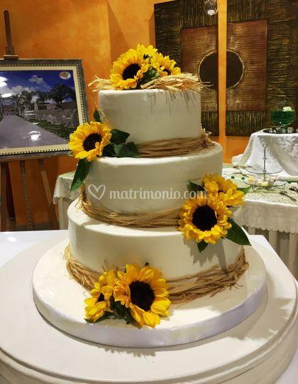 Torte Matrimonio Girasoli : Cerimonia in giardino di il tempio di giove fotos
