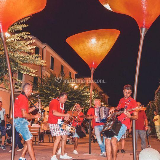 Topa's Band a Venturina Terme