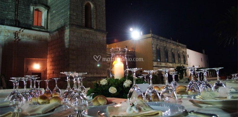 Giardino - Abbazia di San Lorenzo