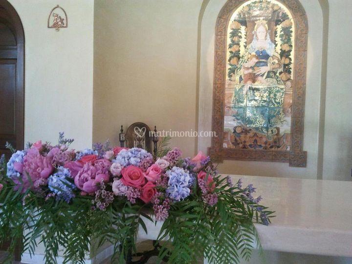 Matrimonio civile cappella pri