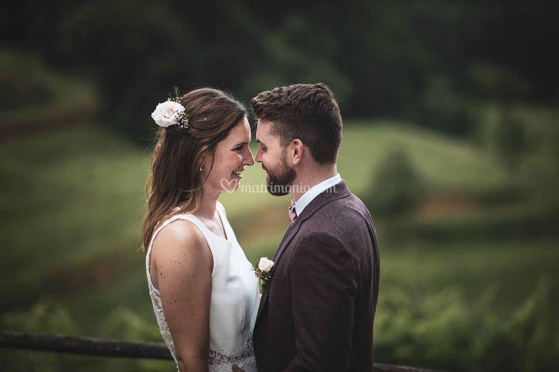 Matrimonio Galbusera Nera