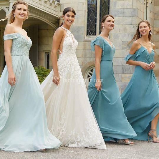 Bridesmaid all colors