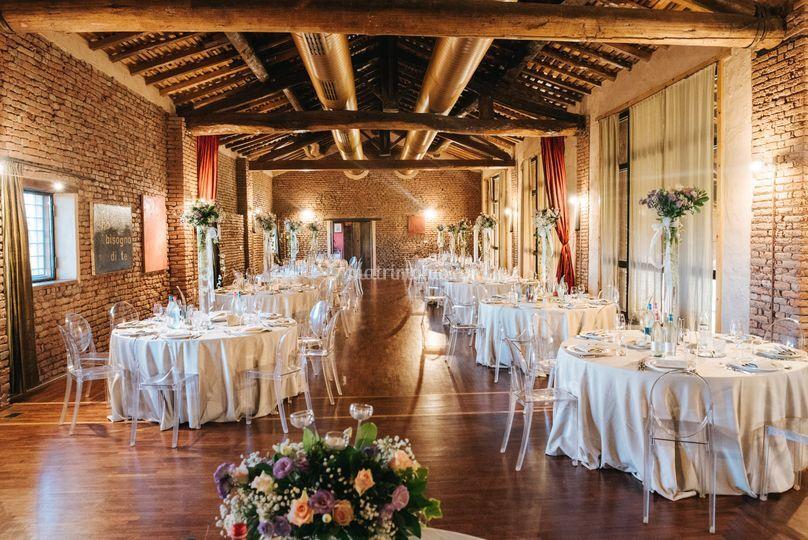 Sala Granarium Wedding