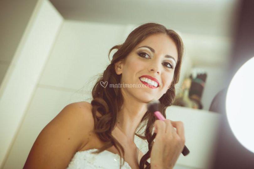 Roberta Anzaldi Make up