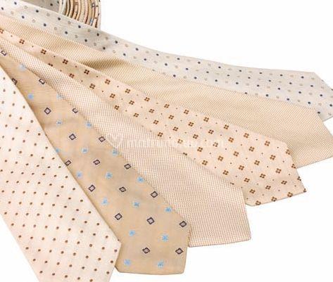 Cravatte avorio