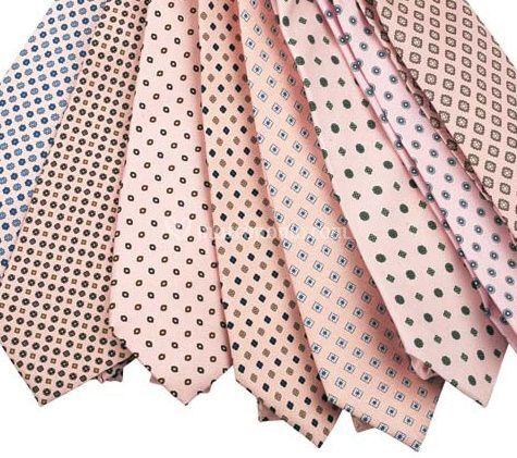 Cravatte rosa