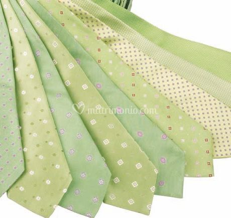 Cravatte verdi