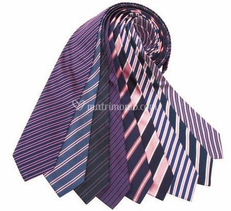 Cravatte viola