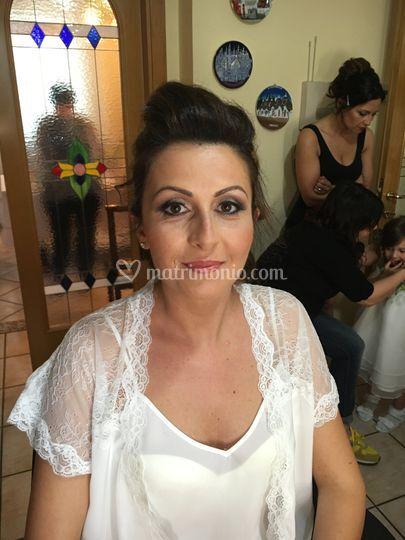 Trucco sposa Luana