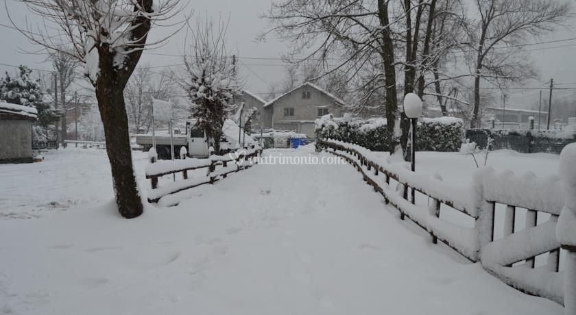 Con neve