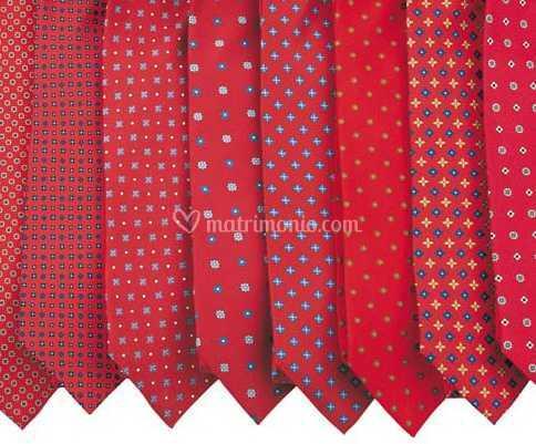Garanzia di qualità al 100% sconto fino al 60% originale più votato Cravatte rosse di Calabrese cravatte | Fotos