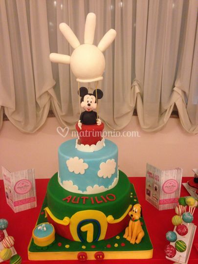 Torta Miky Mouse
