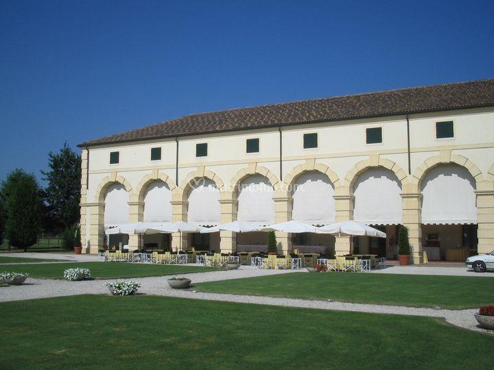 Villa Matrimoni Noventa Padovana