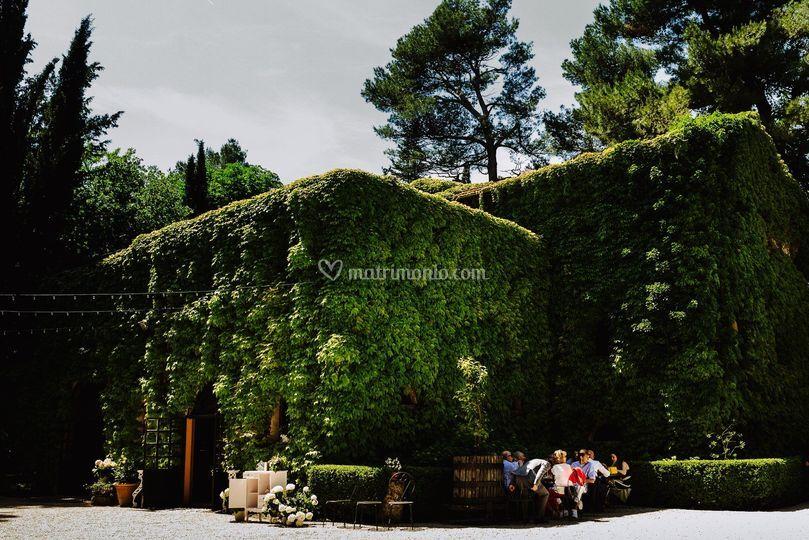 Catering Badia San Vittore