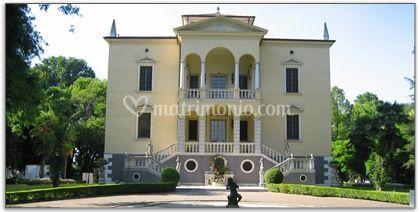 Esterno Villa San Michele