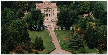 Panoramica Villa San Michele