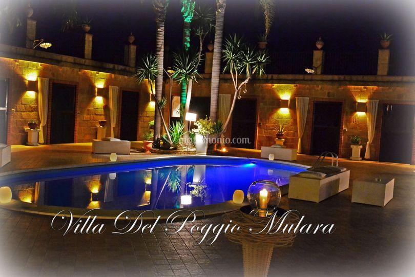 Villa del Poggio Mulara