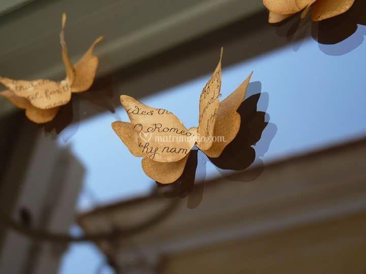 Farfalle artigianali