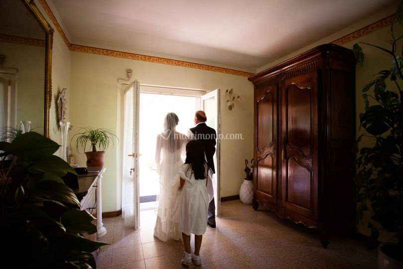 Uscita di Casa Sposa